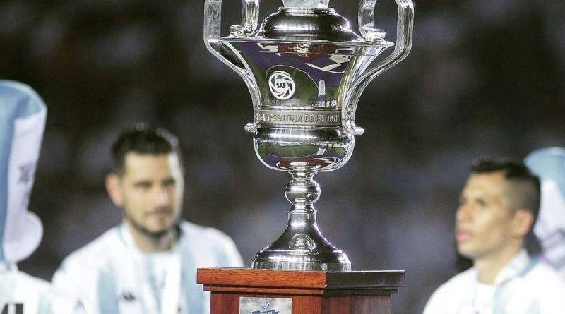 Jugará Racing la Recopa de la Superliga