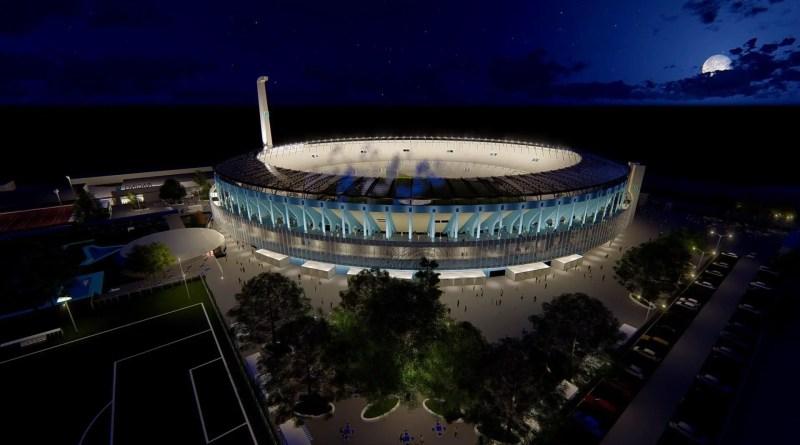 Nuevo estadio de Racing