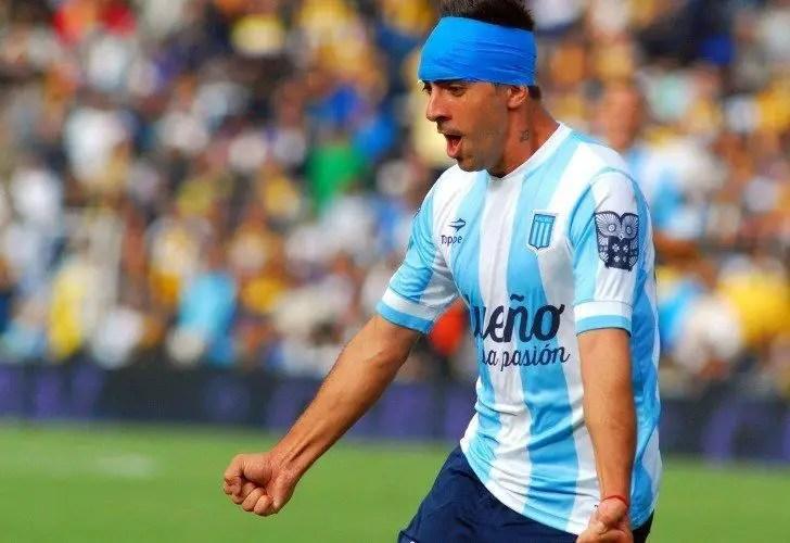 Gastón Diaz Maradona Gimnasia