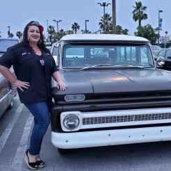 Jennifer Arens - 1966 Chevrolet Suburban - Pomona, CA