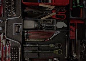 Panel de herramientas del ROC