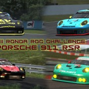 Finlandia (02/10) – Ronda XVIII ROC Challenge 911RSR