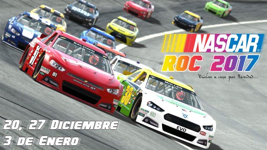 NASCAR ROC 2017