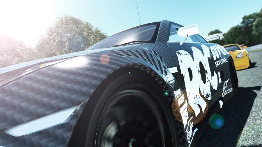 Nissan GTR SuperCup rFactor 2 ROC
