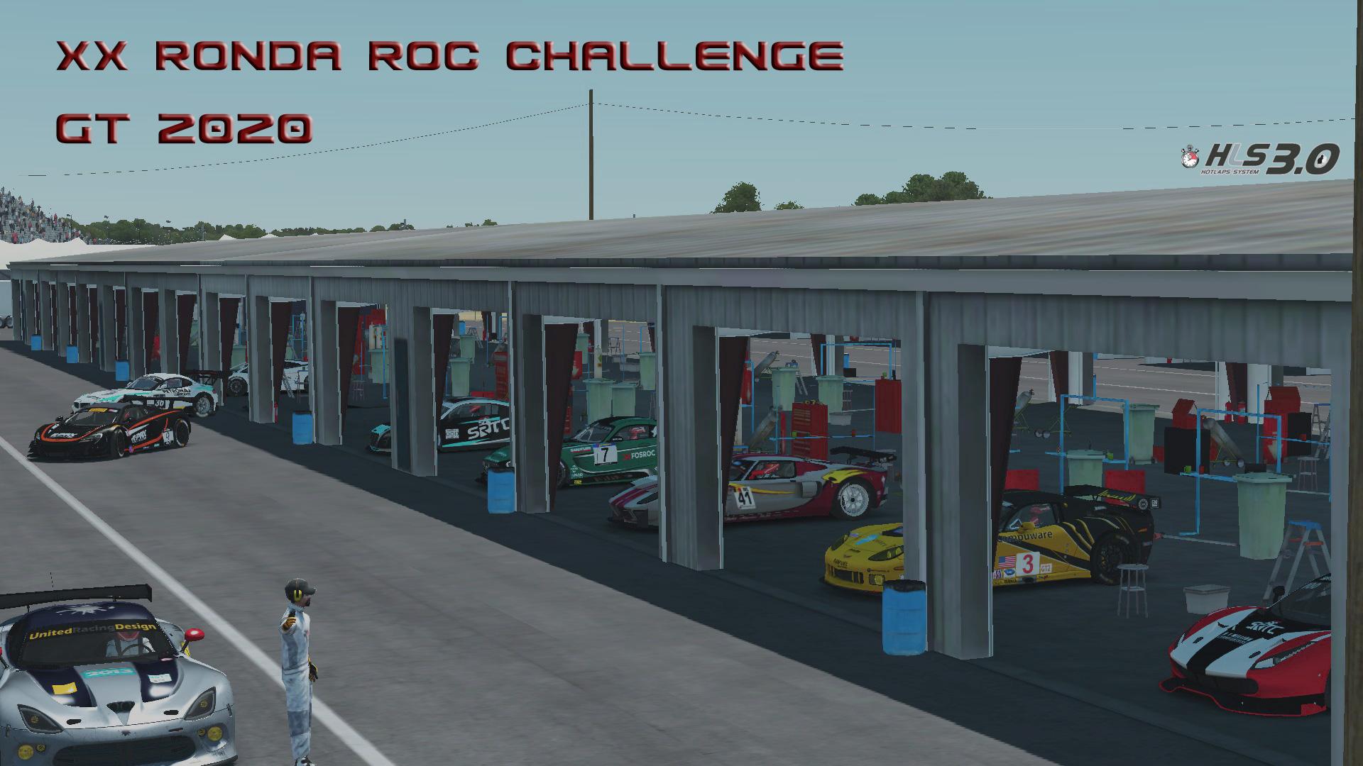 XX Ronda ROC Challenge GT 2020