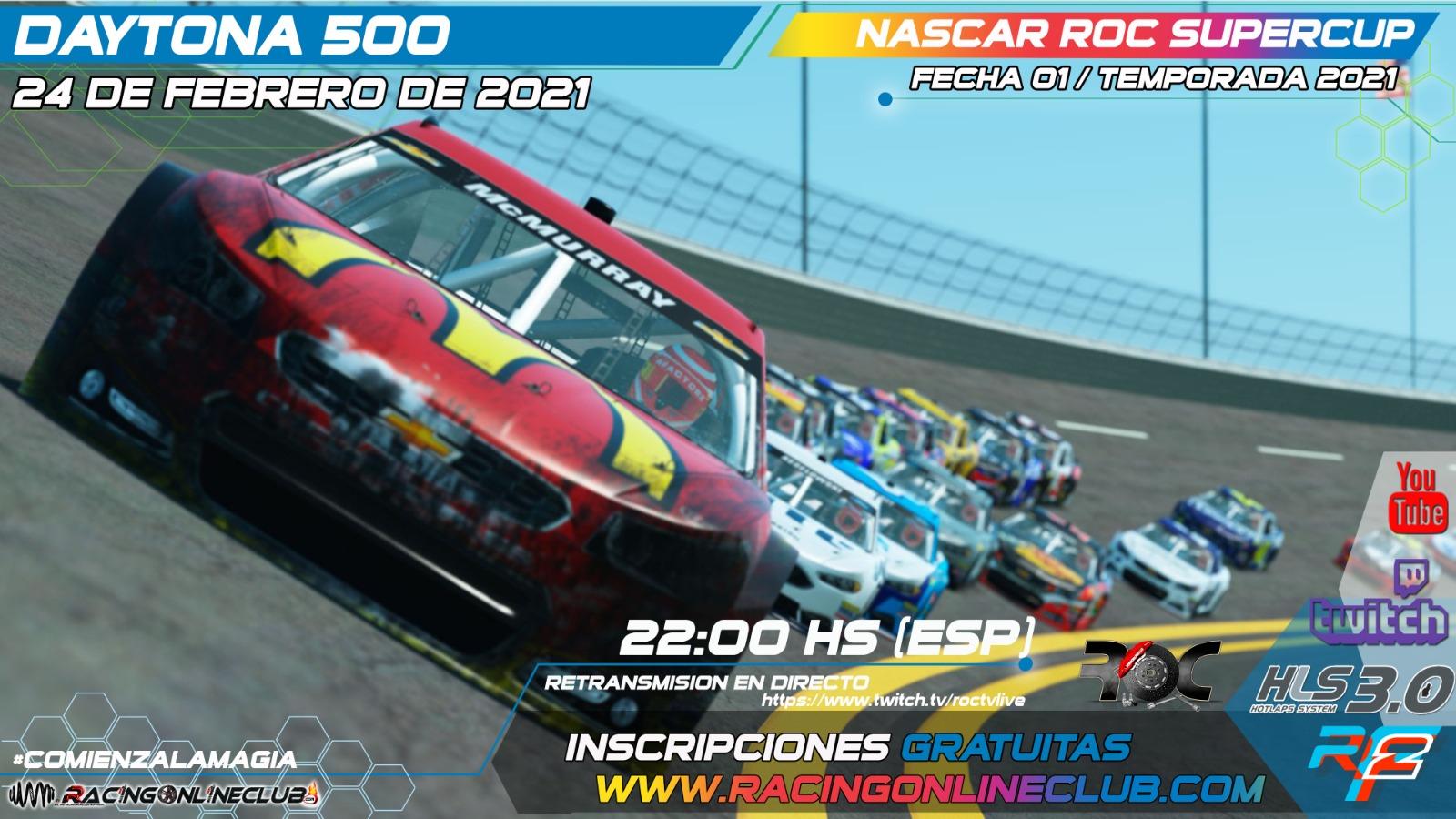 NASCAR RFACTOR DAYTONA