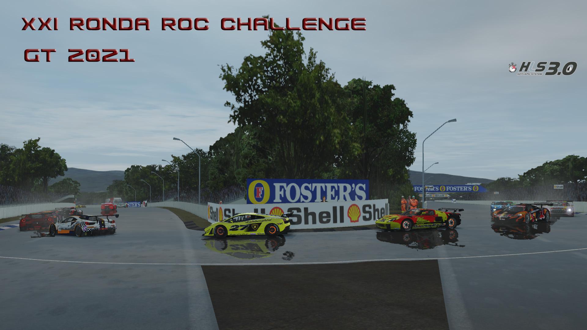 Texas (02/10) – XXI Ronda ROC GT21