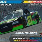 Indianapolis – NASCAR SuperCup (1/10)