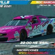 Martinsville – NASCAR SuperCup (6/10)
