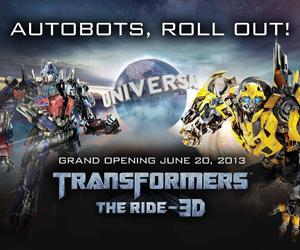 Universal Orlando PASSPORT – Summer 2013.