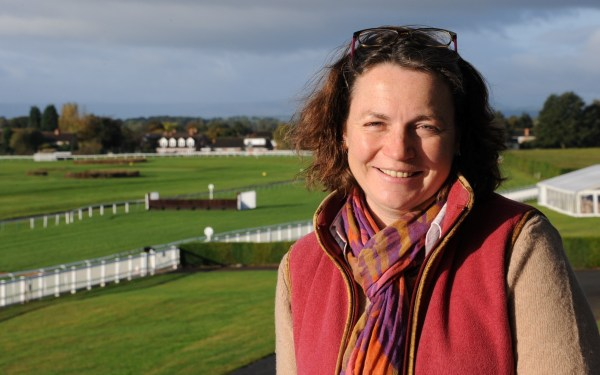 Rebecca Davies, Executive Director and Clerk of the Course at Hereford Racecourse. 1640_5003