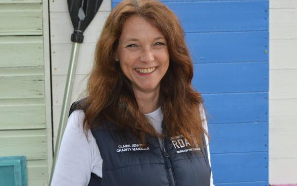 Claire Jenkins Cotswold RDA
