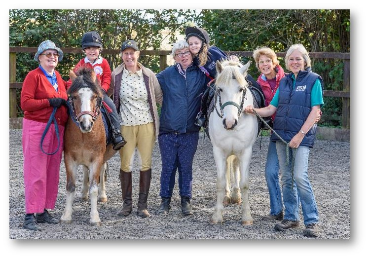 Cotswold Riding for the Disabled