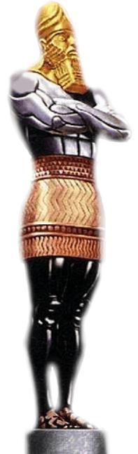 estátua de nabucodonoso2