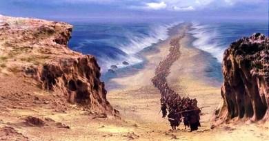 A travessia do Mar Vermelho - Fato ou Ficção?