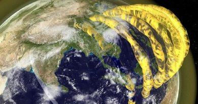 O arquiteto da vida: Descobertos tubos magnéticos ao redor da Terra