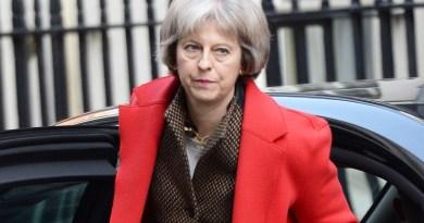 Theresa May Primeira-ministra do Reino Unido é uma cristã comprometida