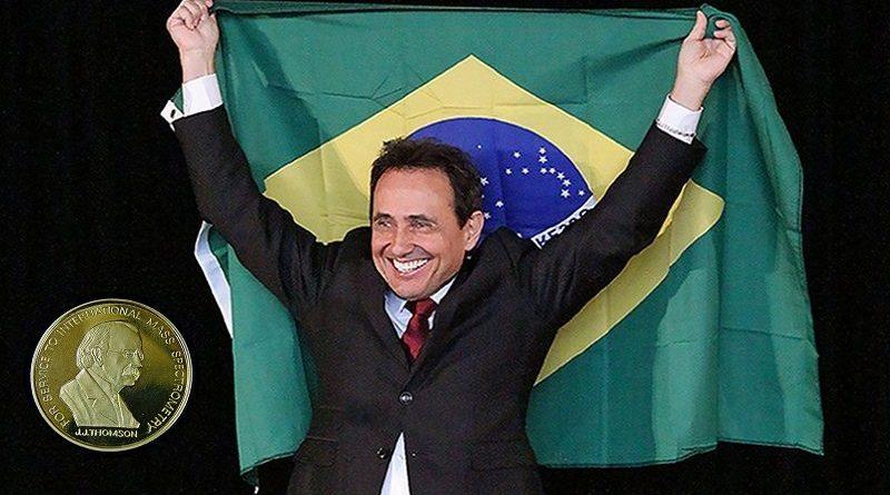 Cientista cristão Marcos Eberlin recebeu Medalha de Ouro da Ciência para o Brasil