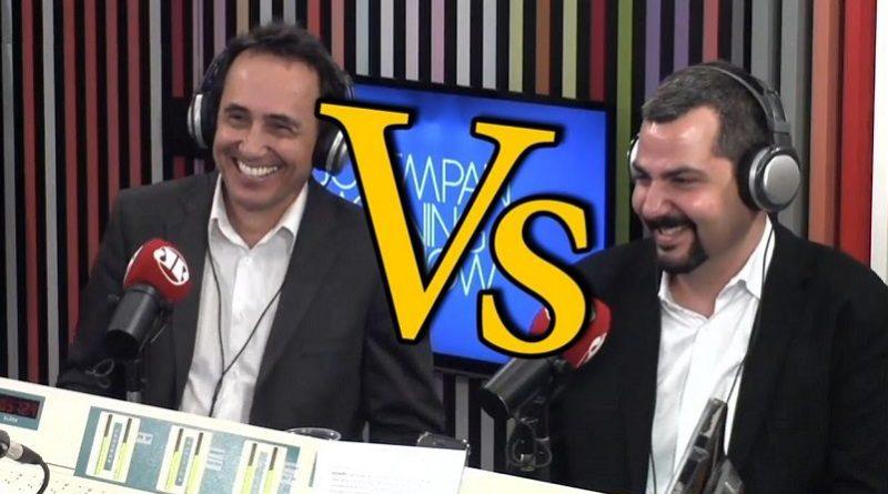 Debate: Design Inteligente vs Evolução, com Marcos Eberlin e Fábio Raposo na rádio Jovem Pan