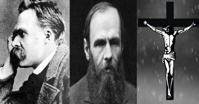 De Adão a Nietzsche, passando por Dostoievsky Jesus é a solução para a crise dos valores