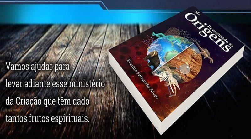 Campanha de lançamento de livro Criacionista