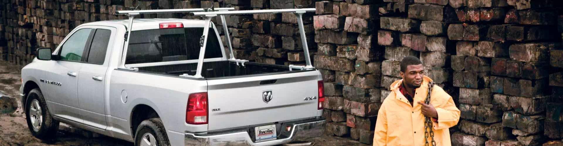thule tracrac truck racks