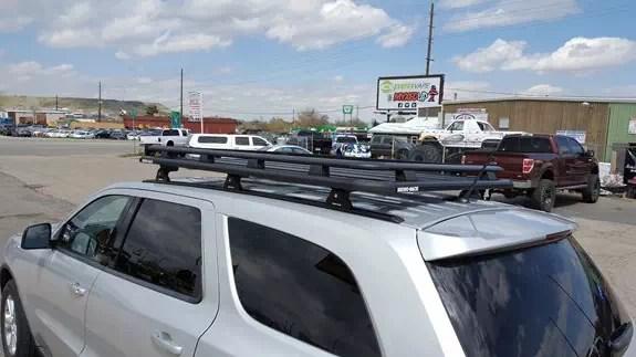dodge roof racks
