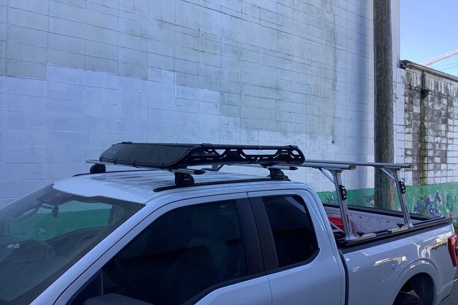 ford f 150 pickup 2dr reg cab rack