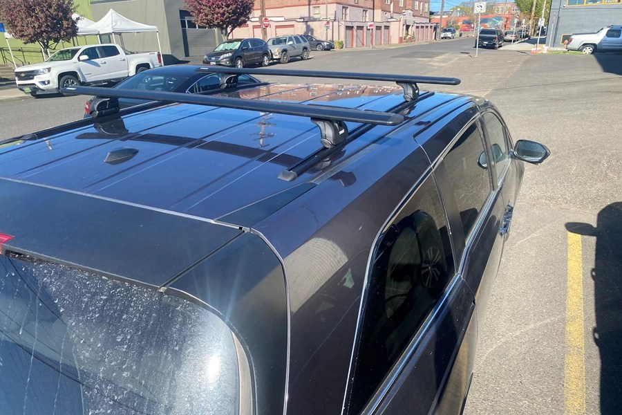 install a roof rack on a honda odyssey