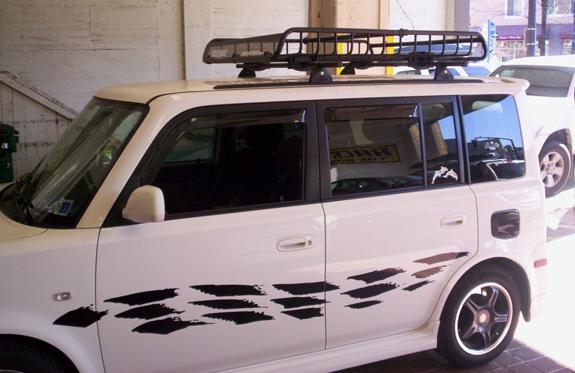 2006 Scion Xb Roof Rack
