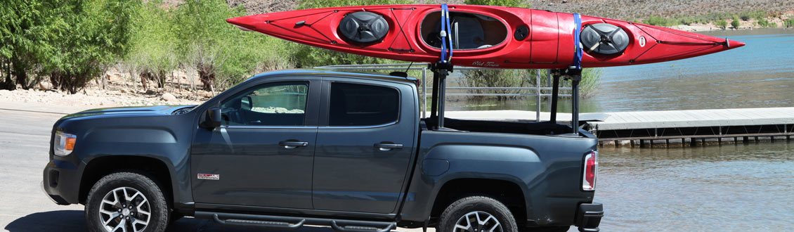 gmc kayak racks