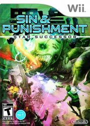Wii Sin and Punishment Box