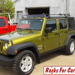 Jeep Wrangler Jk Roof Racks And Spare Tire Bike Racks Racks For Cars