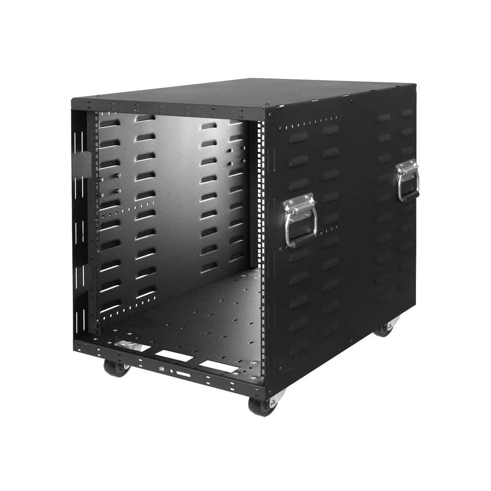 12u portable server rack