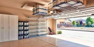 Overhead Garage Storage Elk Ridge UT