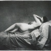 Les photographies érotiques d'Auguste Belloc