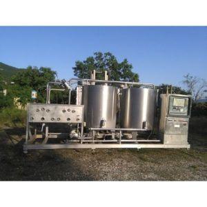 σύστημα απολύμανσης και καθαρισμού c.i.p.