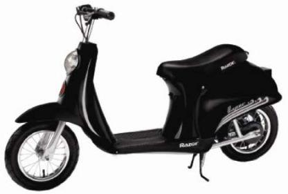 Ηλεκτρικό scooter μαύρο Razor pocket mod