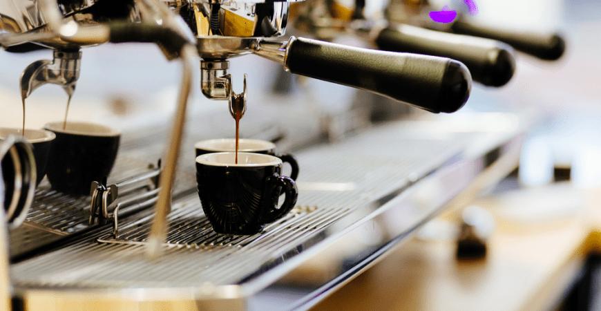 πώληση εξοπλισμού καφετέριας