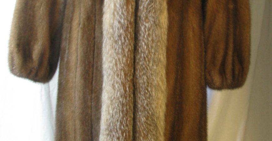 πώληση μεταχειρισμένης γούνας