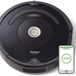 Ηλεκτρική σκούπα ρομπότ irobot 671