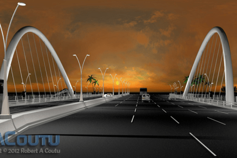 Bridge Option for a Project in Dubai