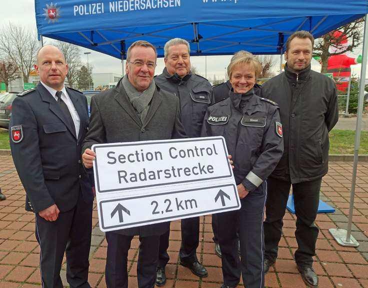 Section Control Deutschland