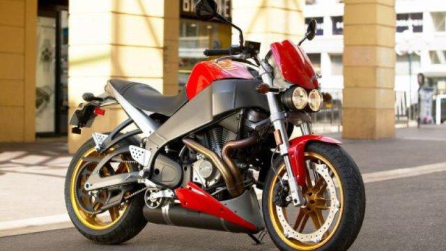 Harley Davidson buell lightning Model