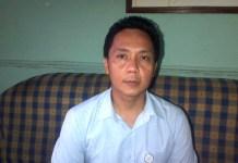 Divisi Data dan Penghitungan Suara KPU Kota Cilegon, Irfan Alfi