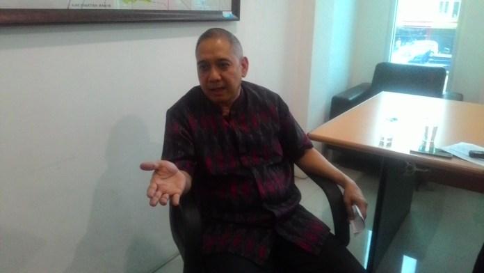 Direktur PT Banten Global Development (BGD) Franklin Paul Nalwen.