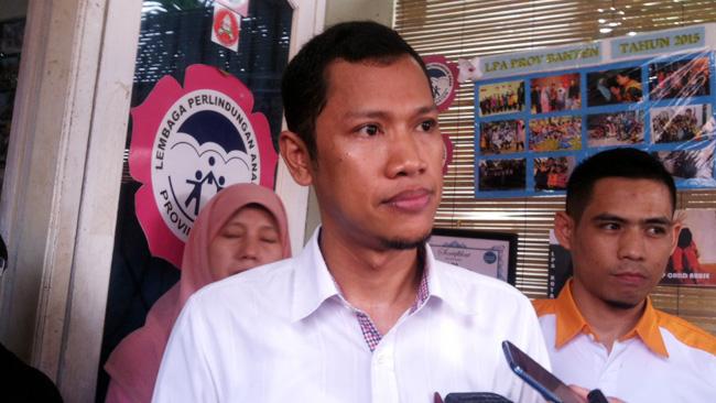 Ketua LPA Banten IIP Syafruddin