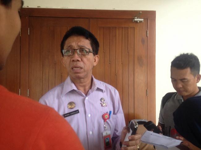 Kadindikbud Kota Serang Akhmad Zubaidillah