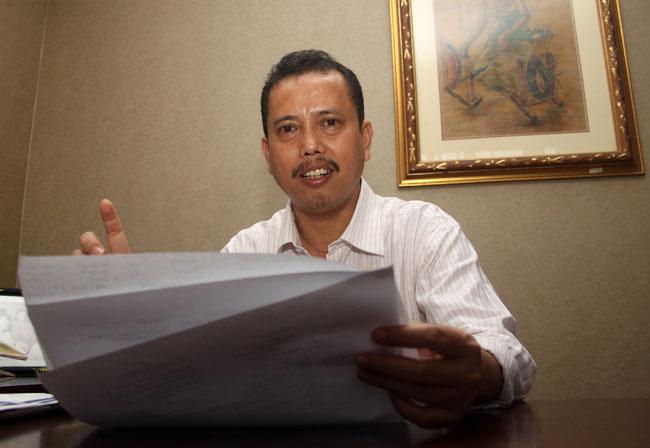 Ketua IPW Neta S Pane