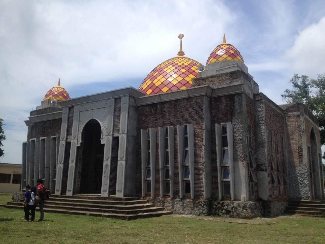 Masjid Puspemkot Serang